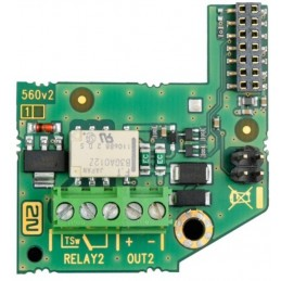 Aditional switch + Tamper (suitable for Helios IP Force & Safety only)