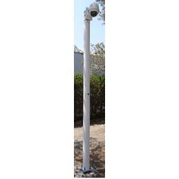 Mât cylindrique spécial vidéosurveillance (Diamètre 150mm)