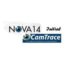 Licence Camtrace Nova 13 Initial, NOVA 14 Initial