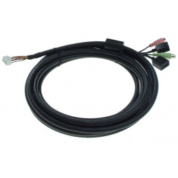 Câble multiconnecteur pour AXIS P55 et AXIS Q60Caméras IP5502-491