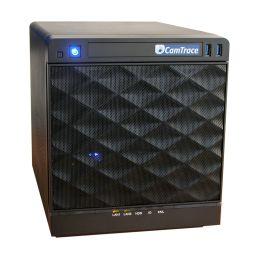 Serveur Camtrace Box en Format Mnii-tour ave alimentation silencieuse - Gestion affichage console