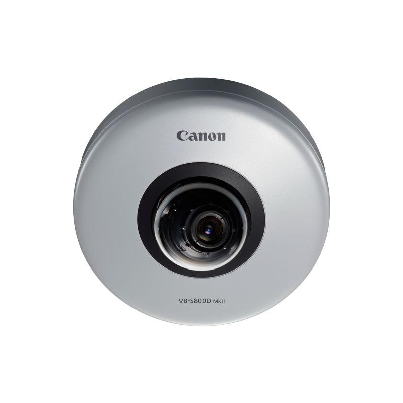 Caméra réseau Canon VB-S800D Mk II PTZ