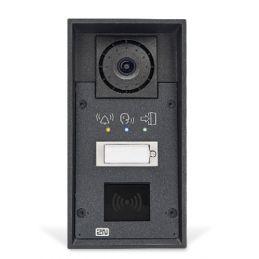 2N® IP Force - 2 boutons, la caméra HD, prêt pour le lecteur Référence: 9151102CHRW 2N® IP Force - 4 boutons Référence: 9151104