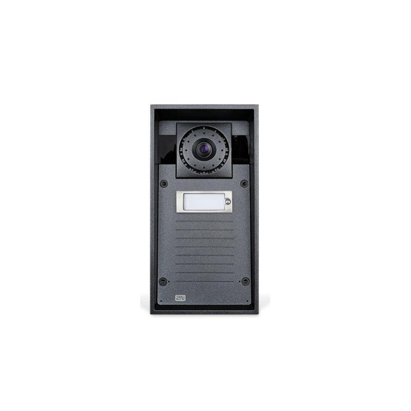 2N® IP Force - 1 bouton, la caméra HD