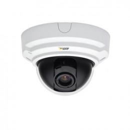 Caméra Dome P3343Caméras IPSelon choix d'objectif