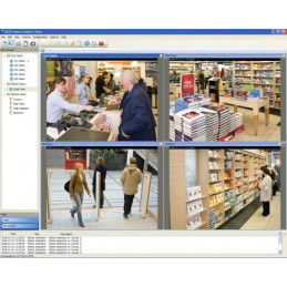 Axis Camera Station Pack Logiciels0202-120